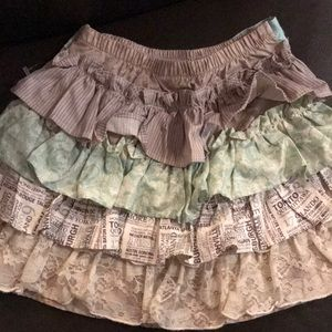 Persnickety Girls skirt